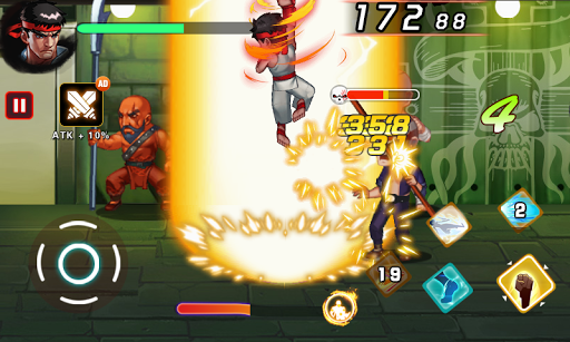 I Am Fighter! - Kung Fu Attack 2  screenshots 3