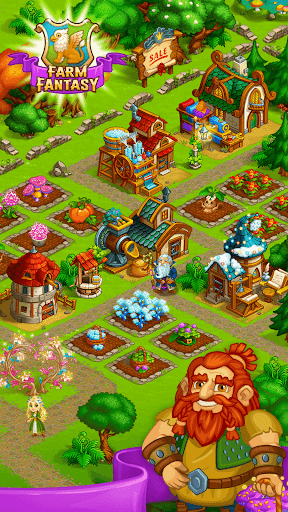 Farm Fantasy: Fantastic Day and Happy Magic Beasts 1.28 Screenshots 9