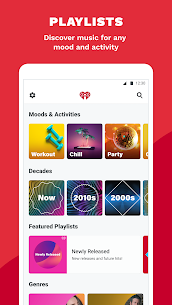iHeartRadio Mod Apk: Radio, Podcasts 10.2.0 (Ad-Free) 5