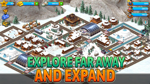 Paradise City: Building Sim Game  screenshots 4