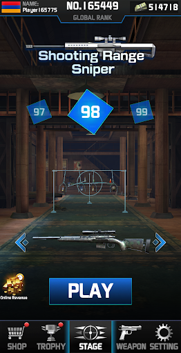 Shooting Range Sniper: Target Shooting Games Free screenshots 1