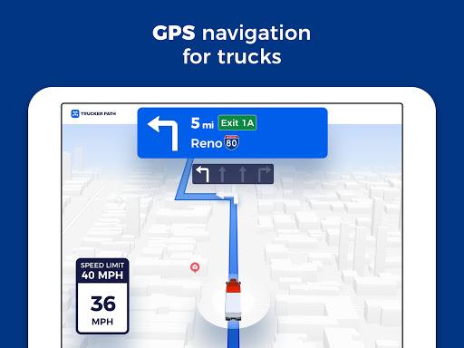 Trucker Path: Truck GPS Truck Stops Weigh Stations apktram screenshots 12