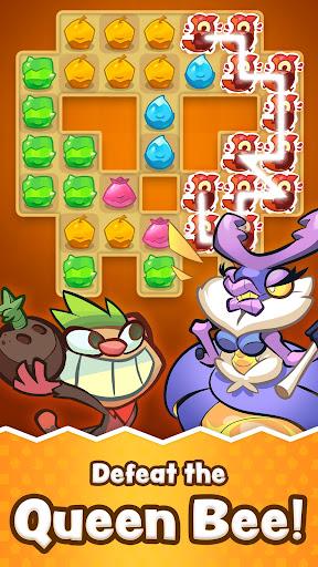 Matchfruit Monsters - Match Puzzle Adventure! screenshots 4