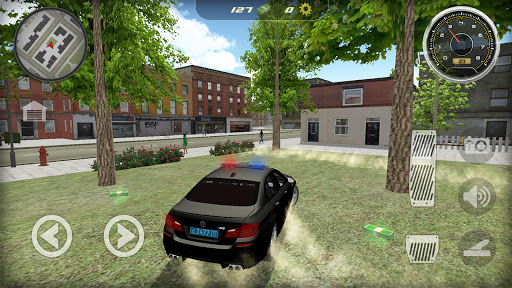 Car Simulator M5: Russian Police 1.11 screenshots 4