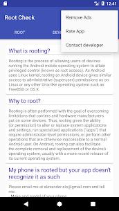 Root Check Apk Download 2021 5