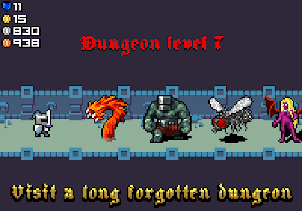 Endless Knight – Epic tiny idle clicker RPG 1