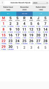 Kalender 1.2.3 Unlocked MOD APK Android 3