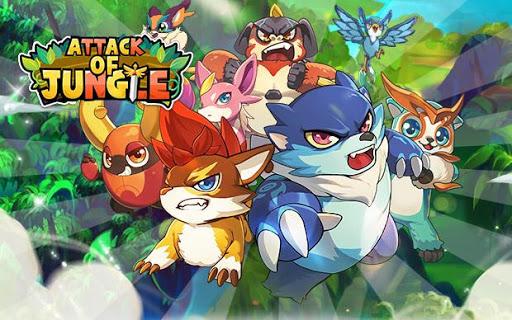 Attack of Jungle 5.3.25 screenshots 1