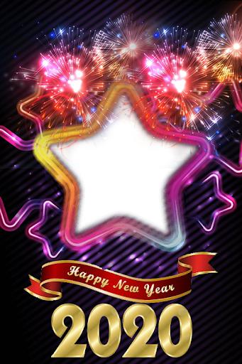 Happy New Year 2021 Photo Frames 1.0 Screenshots 7