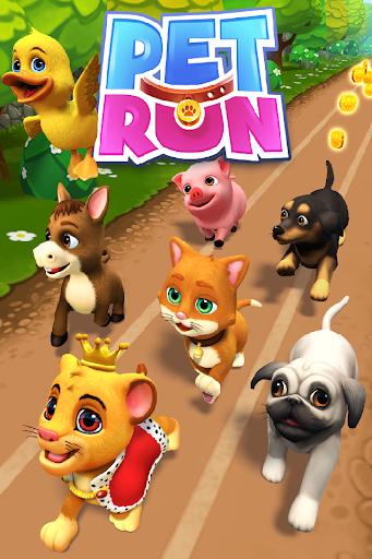 Pet Run - Puppy Dog Game  screenshots 16