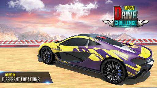 Mega Ramp Car Stunts Racing 2 android2mod screenshots 7