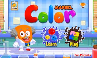 Marbel Color - Learning Games for kids