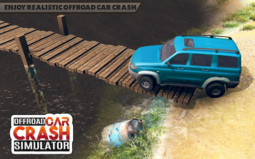 Offroad Car Crash Simulator: Beam Drive 1.1 Screenshots 4
