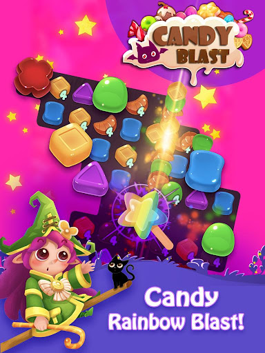 Candy Blast - 2020 Free Match 3 Games apkpoly screenshots 15