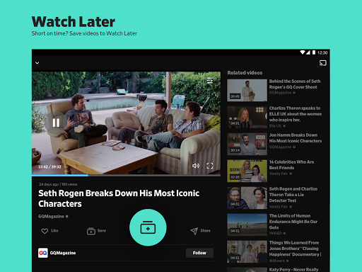 Dailymotion - the home for videos that matter  Screenshots 11