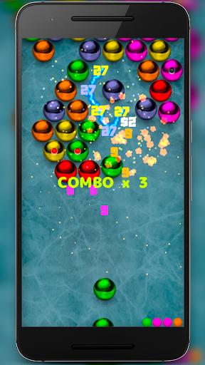 Magnetic balls bubble shoot 1.206 screenshots 4