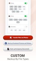 Infiniti Kloud - One-Click File Backup screenshot thumbnail