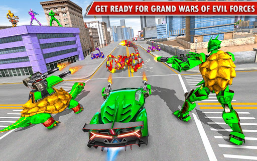 Turtle Robot Car Transform  screenshots 13