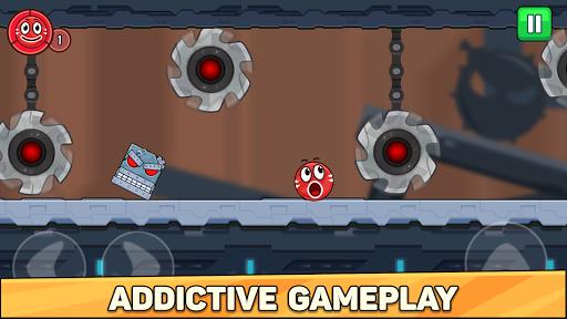 Roller Ball Adventure: Bounce Ball Hero android2mod screenshots 6