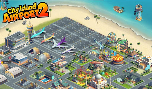 City Island: Airport 2 For PC Windows (7, 8, 10, 10X) & Mac Computer Image Number- 6