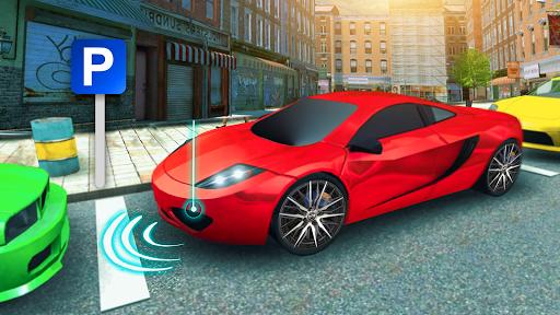 Car Parking 3D Driving Games - New Car Games screenshots 2