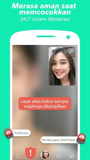 HOLLA – Live Video Chat Secara Acak