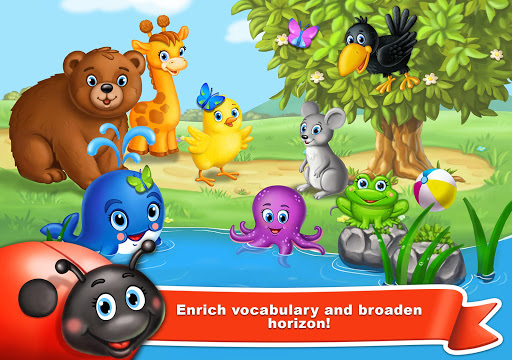 Learn colors for toddlers! Kids color games! 1.1.8 screenshots 12