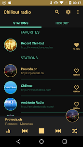 Chillout & Lounge music radio Pro v4.6.8 MOD APK 1