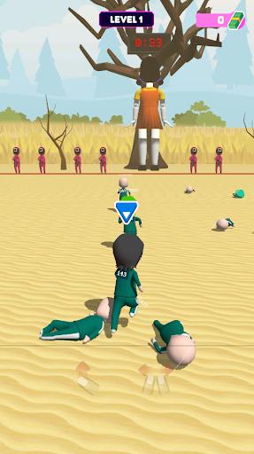 Squid Game 3D: Online Squids Game screenshot 14
