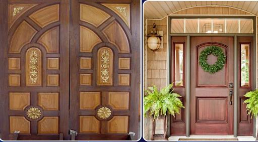 double wooden door design 1.0 Screenshots 10