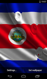 Flag of CostaRica  – Flag of CostaRica  On Your PC (Windows 10/8/7) 1