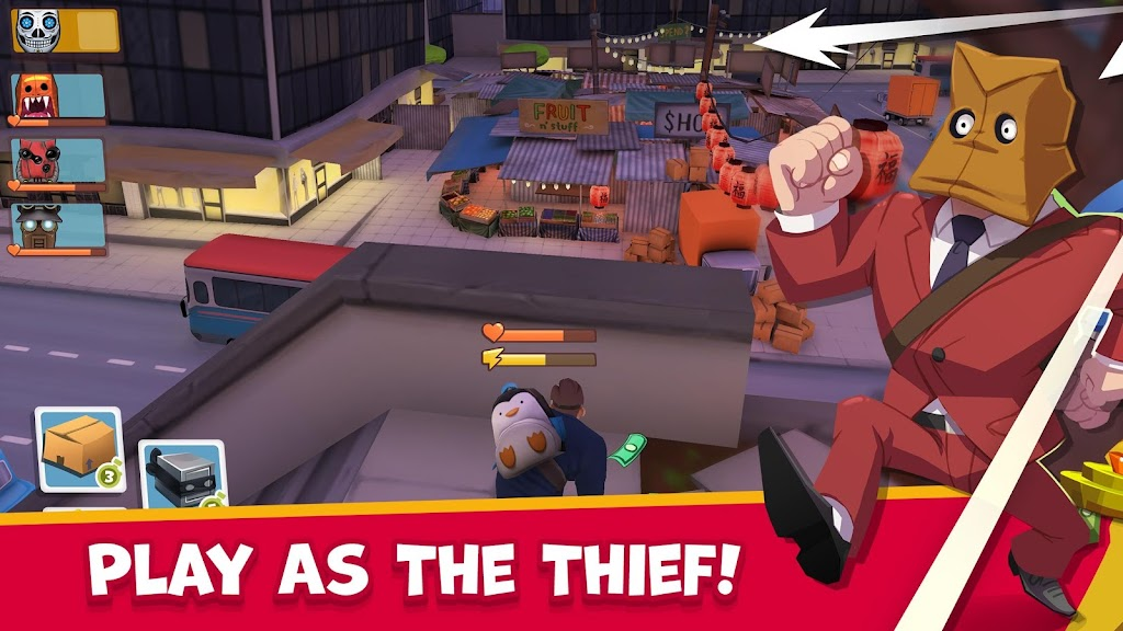 Snipers vs Thieves poster 6