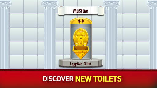 Toilet Time: Boredom killer Fun Mini Games to Play Apkfinish screenshots 15