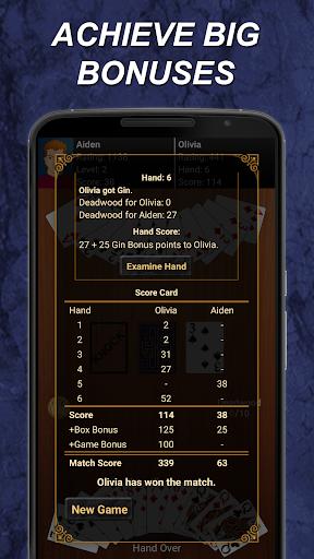 Gin Rummy 3.3.0.RC-GP-Free(302007) screenshots 4