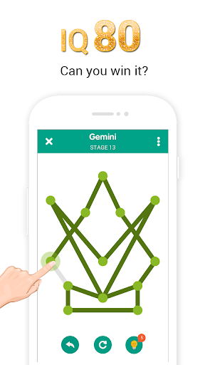 1 Line - One Touch Brain Game modavailable screenshots 2
