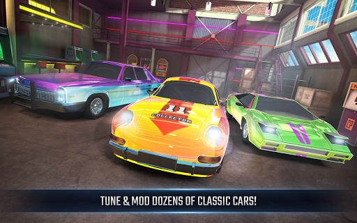 Racing Classics PRO: Drag Race & Real Speed apkpoly screenshots 7