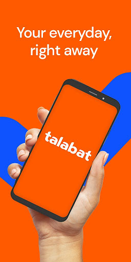 talabat: Food & Grocery Delivery 7.7.2 Screenshots 1
