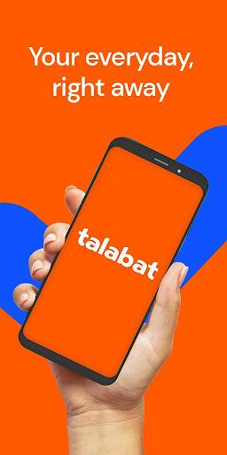 talabat: Food & Grocery Delivery apktram screenshots 1