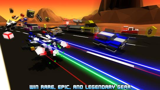 Hovercraft: Takedown MOD APK 1.6.3 (Unlimited Money) 12