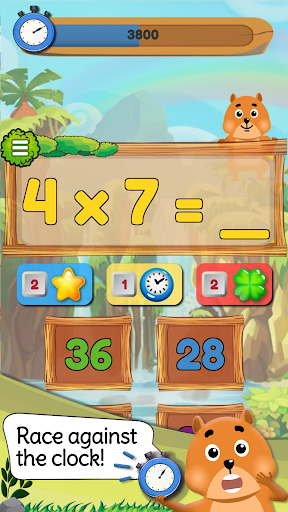 Times Tables: Mental Math Games for Kids Free  screenshots 4