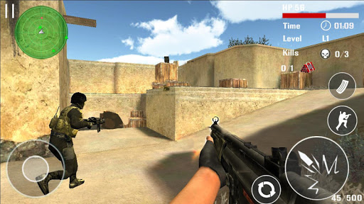 Counter Terrorist Shoot apkdebit screenshots 7