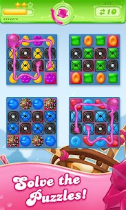 Candy Crush Jelly Saga Mod Apk 2.72.10 (Many Lives) 5