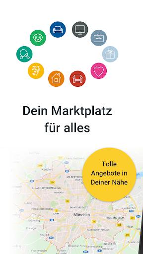 Quoka Kleinanzeigen Flohmarkt  screenshots 1