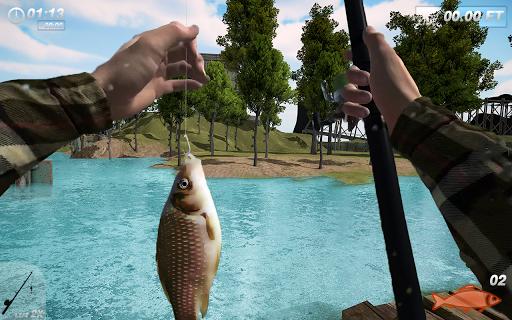 Reel Fishing Sim 2021 : Ace Fishing Game screenshots 3