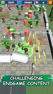 Archer Memoirs: Zombie Survival RPG MOD APK 1.1.4 (Unlimited Diamonds) 4