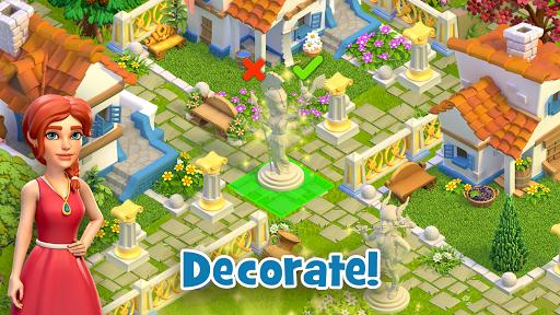 Land of Legends: Building games. Build your city apktram screenshots 13