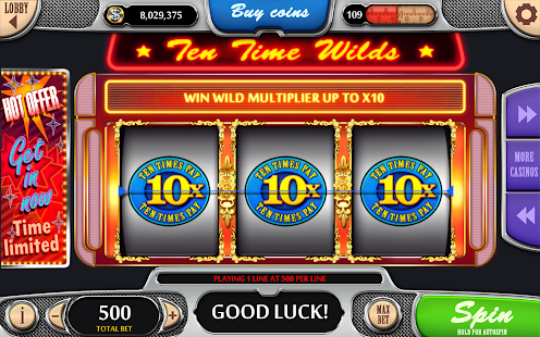 Vegas Power Slots - Free Real Vegas Slot Machines 1.47 Screenshots 2