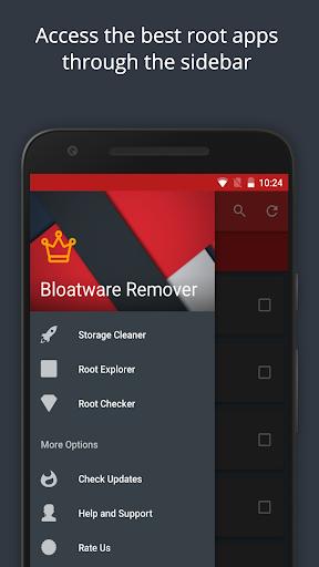 Bloatware Remover FREE [Root] 1.3.2.0 Screenshots 3