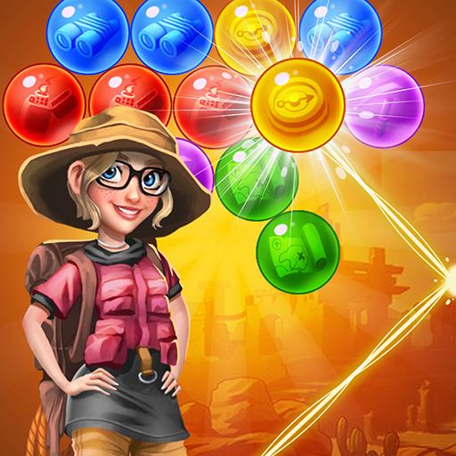 Bubble Journey -  Bubble shooter & Adventure story for PC