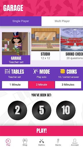Times Tables Rock Stars 3.10.0 screenshots 1